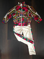 Детский классический костюм в стиле Матрешка