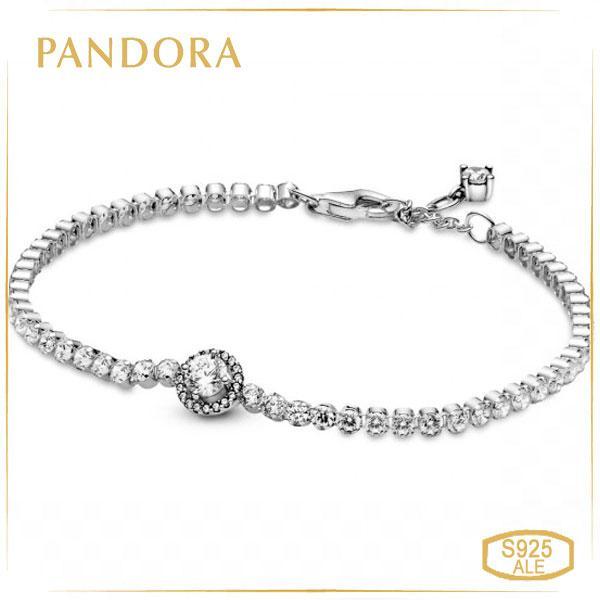 """Пандора Браслет-цепочка """"Сияние"""" (16 см) Pandora 599416C01"""
