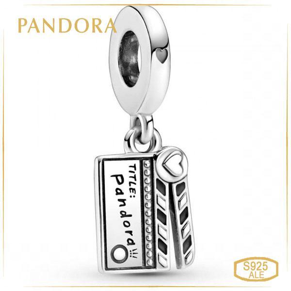"Пандора Шарм-подвеска Moments ""Кинохлопушка"" Pandora 799423C01"