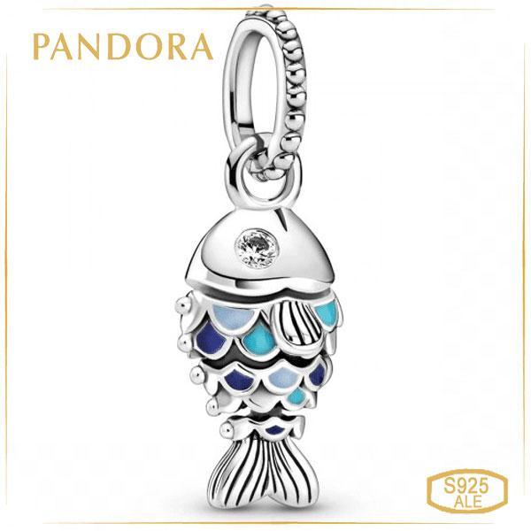 Пандора Шарм-підвіска Moments Танцююча рибка Pandora 799428C01