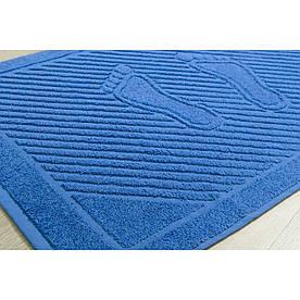 Рушник для ніг Iris Home - blue Palace 50*70 700 г/м2