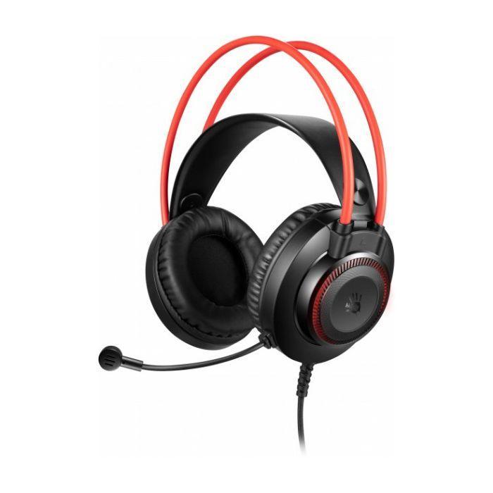Навушники A4Tech Bloody Black G200