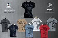 Чоловіча трикотажна футболка Cont Bash розмір норма 44-50, колір уточнюйте при замовленні