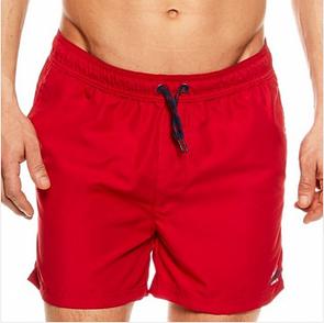 Мужские пляжные шорты плавки красные Henderson Kite