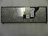 Клавиатура оригинальная с рамкой HP Probook 4510S, 4710S, 4750S, 4510S, 4515 бу, фото 2