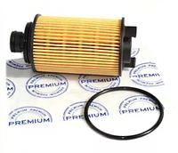 Фильтр масляный (вставка) PREMIUM Чери Аризо 7 Chery Arrizo 7 E4G16-1012040