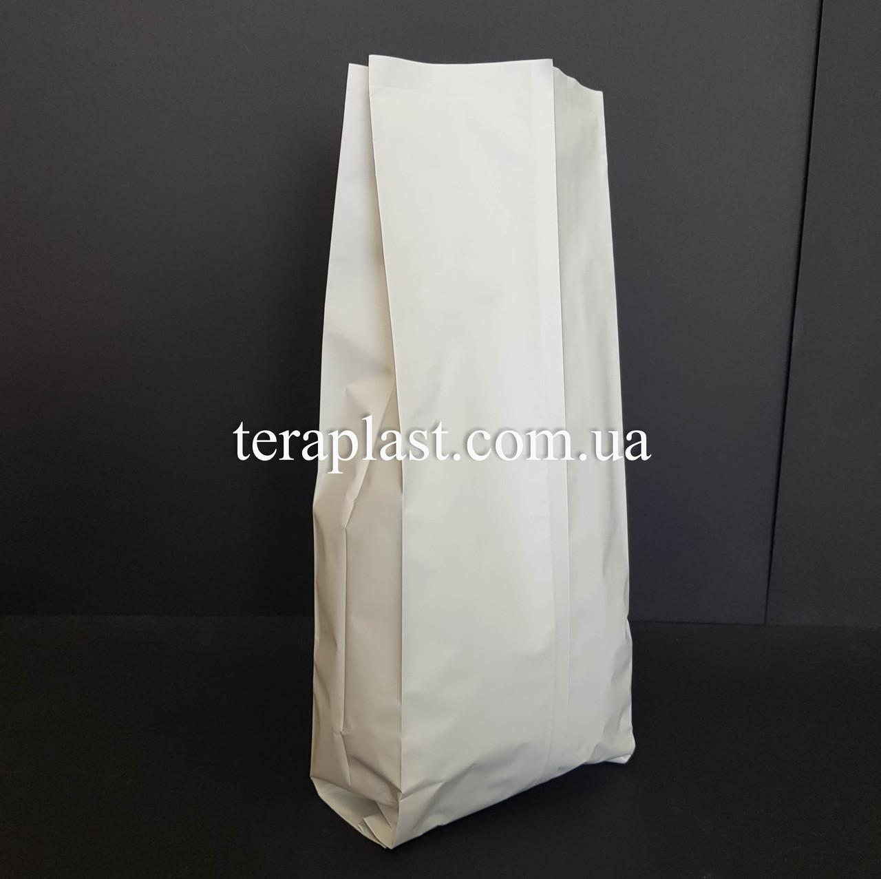 Гассет-пакет с центральным швом белый 500г 90х320х30