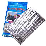 Захисна складна панель з фольги для газової плити (жиру) 500×900 мм, фото 2