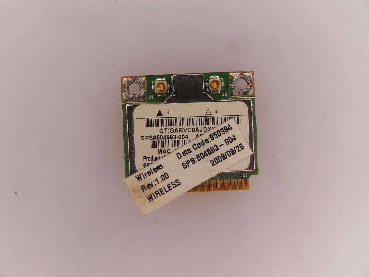 Плата WI-FI BCM94312HMG HP Probook 4510s БУ
