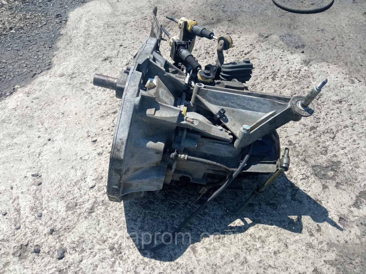 МКПП механічна коробка передач Renault Laguna II 1.9 DCI PK6 018
