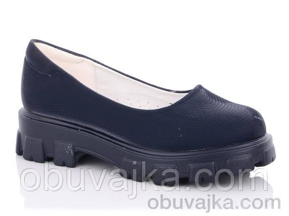 Підліткові туфлі для дівчаток від виробника Yalike (31-37), фото 2