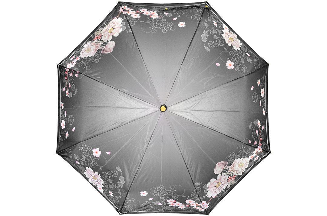 Жіноча парасолька Три Слони ( повний автомат ) арт. L3825-01