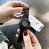 Casio F-200W-1AEF All Black, фото 2