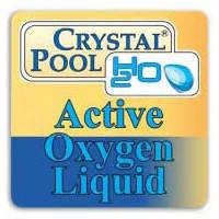 Активний кисень для басейну Active oxygen Liquid Crystal pool (30 кг)