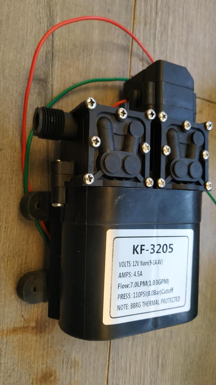 Насос для аккамуляторных опрыскивателей повышенной производительности KF-3205