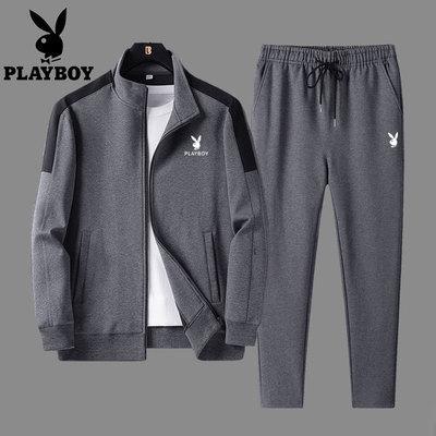 PLAYBOY original мужской спортивный костюм плейбой