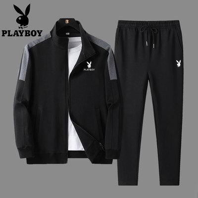 PLAYBOY original чоловічий спортивний костюм плейбой