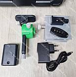 4D Лазерный уровень нивелир KRAISSMANN 16 4D-LLA 30 RB синий луч, фото 9