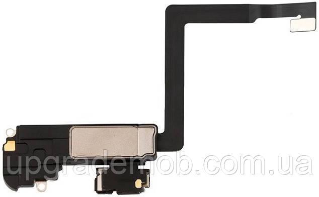 Шлейф iPhone 11 Pro Max с датчиком приближения и микрофоном оригинал