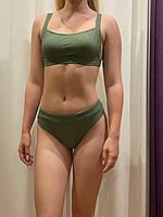 Шикарный женский раздельный купальник ,без косточек .