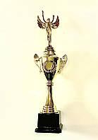 Кубок NIKA 41 див. з металізованого пластику на підставі
