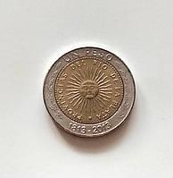 1 песо Аргентина 2013 р., фото 1