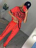Женский летний трикотажный костюм  (Турция);Размер:50,52,54,56, фото 2