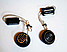 Пищалки автомобільні твітери високочастотні динаміки ProAudio TS-T120 800W / динаміки в машину / комплект, фото 9