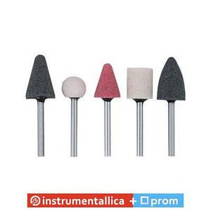 Набір шліфувальних каменів 10 предметів BT-0020 Intertool
