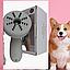Машинка для сбора шерсти NO0500 Кота, собаки с Ковра, ламината, Дивана, Кресла, фото 7