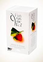 Чай Fantastic Tea Strawberry &  ginkgo (Клубника и гинкго) 50 гр.