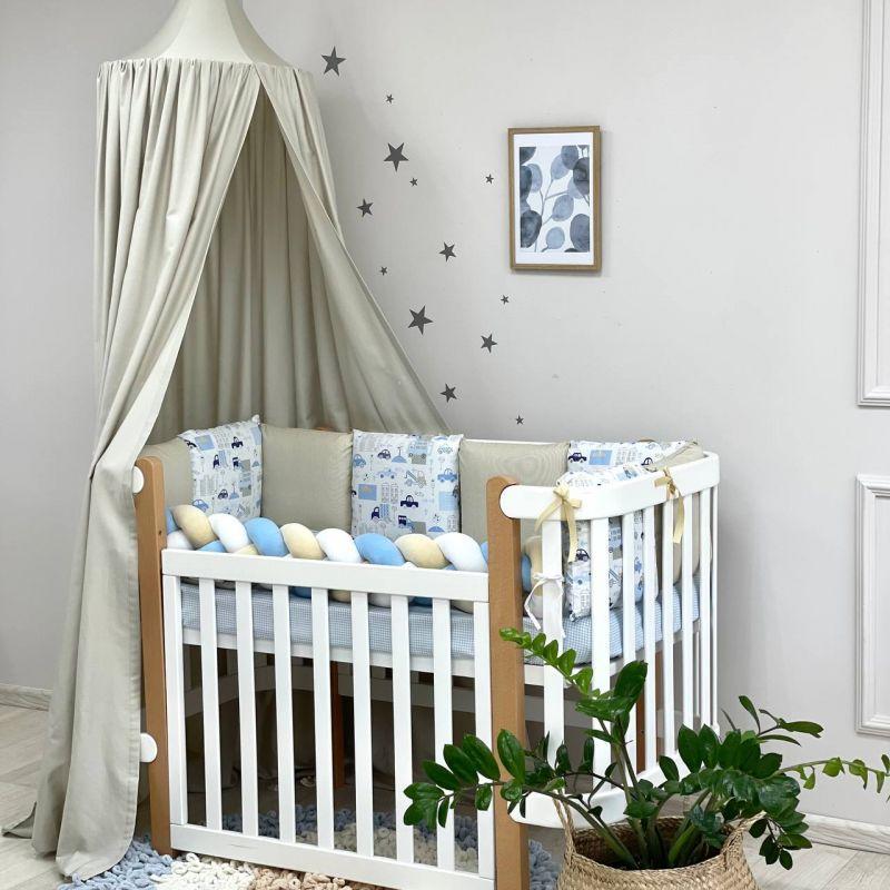 Детский постельный комплект Маленькая Соня Happy night City