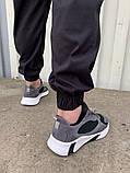 Спортивні штани чорні 21194, фото 5