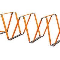 Координаційна сходи доріжка з бар'єрами (10 перекладин) FB-0502