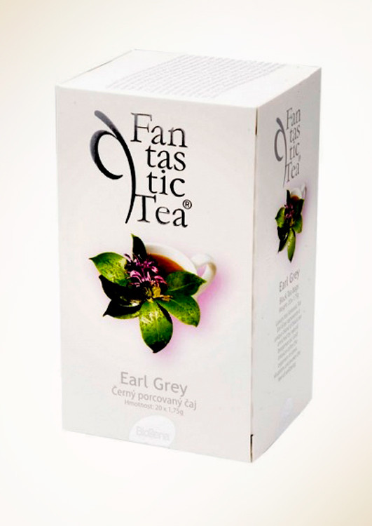 Чай Fantastic Tea Earl grey (Эрл грей) 50 гр.