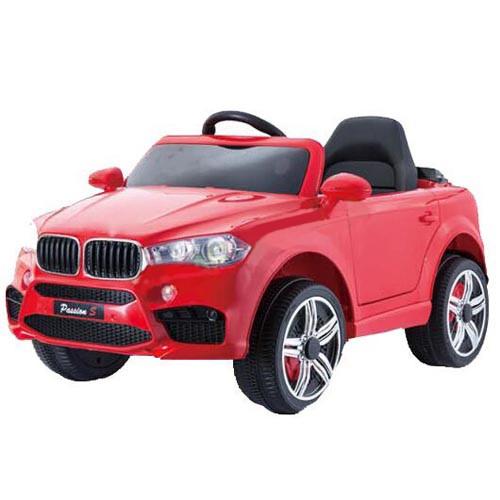 Їв-мобіль FL1538 EVA RED джип на Bluetooth 2.4 G Р/У 2*6V4,5AH мотор 2*25W з MP3 104*64*53 /1/