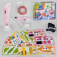 """Гр Ручка 3D 28381 (12/2) колір - Рожевий """"Fun Game"""""""