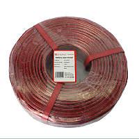 Кабель акустический Бескислородная медь 2x1,2 мм²