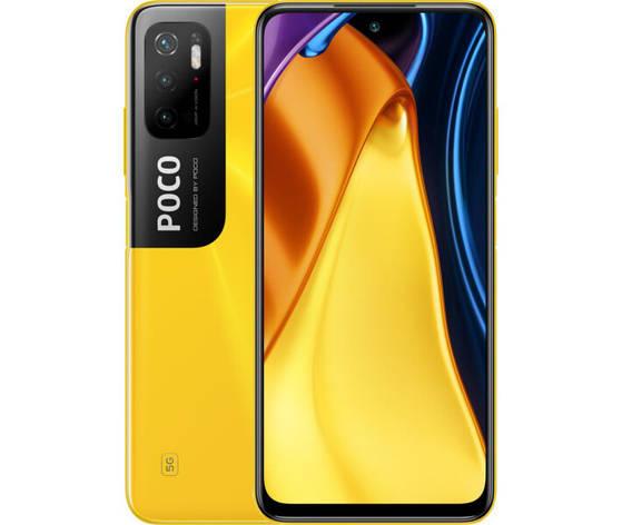 Xiaomi POCO M3 Pro 5G 6/128Gb yellow Global Version, фото 2