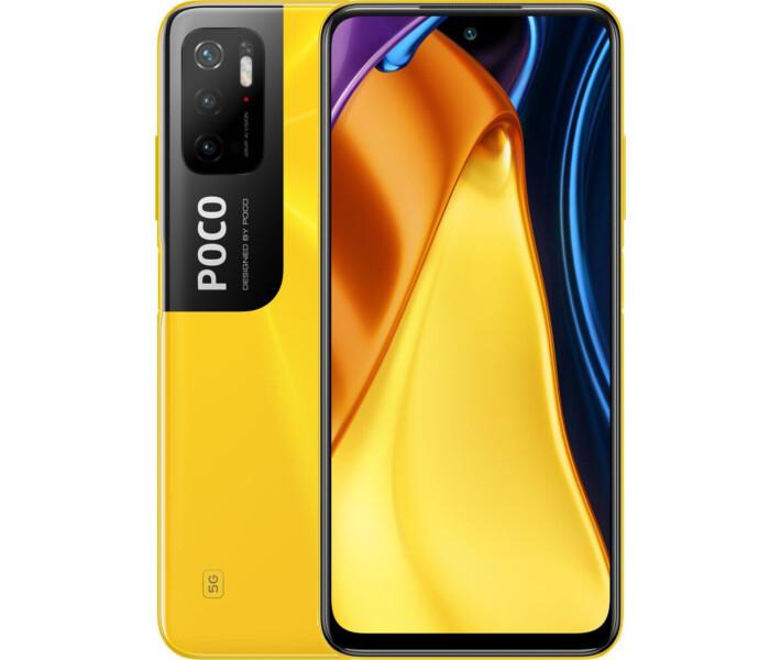 Xiaomi POCO M3 Pro 5G 6/128Gb yellow Global Version