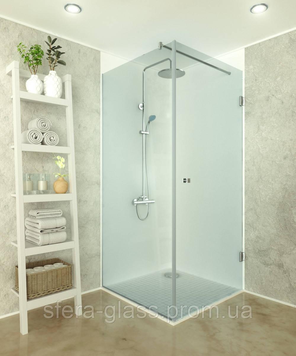 Скляна душова кабіна Malachite