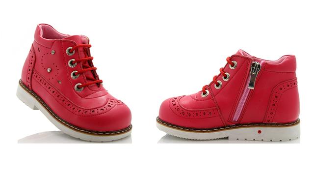 Детская демисезонная обувь для девочек (17-28). Товары и услуги компании