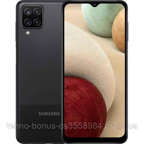 Смартфон Samsung Galaxy A12 SM-A125F 4/64GB Black (SM-A125FZKVSEK)