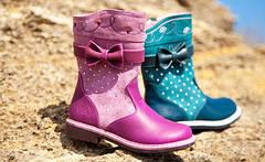 Детская демисезонная обувь для девочек (24-34)