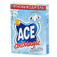 Cредство для удаления пятен ACE Oxi Magic White 500г для белых вещей