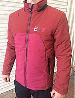 Куртка мужская на тонком синтепоне производство Украина