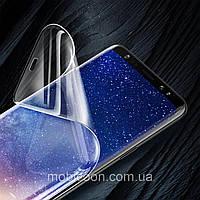 Гидрогелевая пленка для Xiaomi Redmi Note 10 Pro (противоударная бронированная пленка)