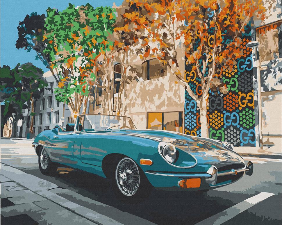"Картина по номерам. Art Craft ""Майами. Флорида"" 40х50 см 10563-AC"