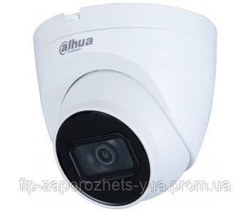 DH-IPC-HDW1230T1-S5 (2.8 мм) 2Mп IP відеокамера Dahua c ІЧ підсвічуванням, фото 2