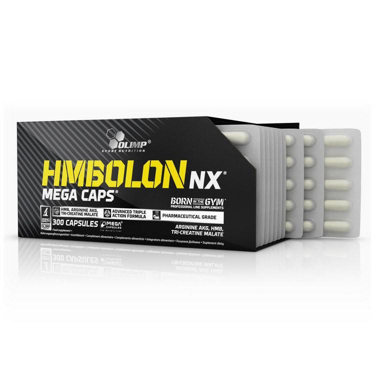 Аминокислоты OLIMP HMBOLONnx mega caps 300 caps